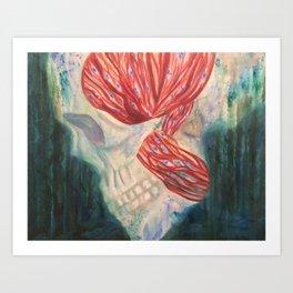 TMJ Art Print
