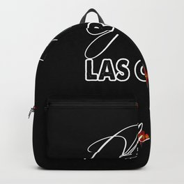 Las Cruces New Mexico Guita Music is like that retro Custom Backpack