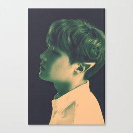 YNWA Elf Hobi Canvas Print