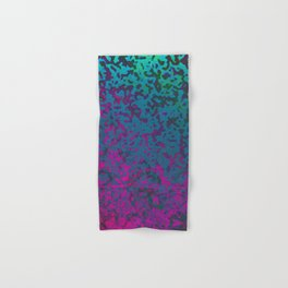 Colorful Corroded Background G296 Hand & Bath Towel