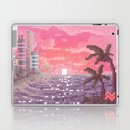 8-bit Bay Laptop & iPad Skin