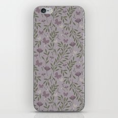Blossom & Butterflies iPhone & iPod Skin
