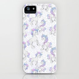 Unicorn Sparkles iPhone Case