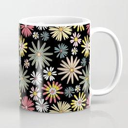 Dusk Wildflowers Coffee Mug