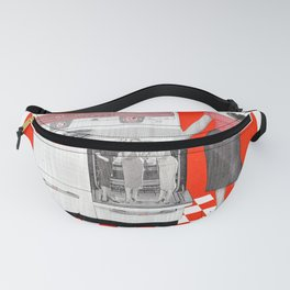 Red Hot Kitchen Fanny Pack
