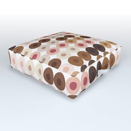 Breast Wishes (white) Outdoor Floor Cushion
