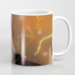 Hit by Lightning Coffee Mug