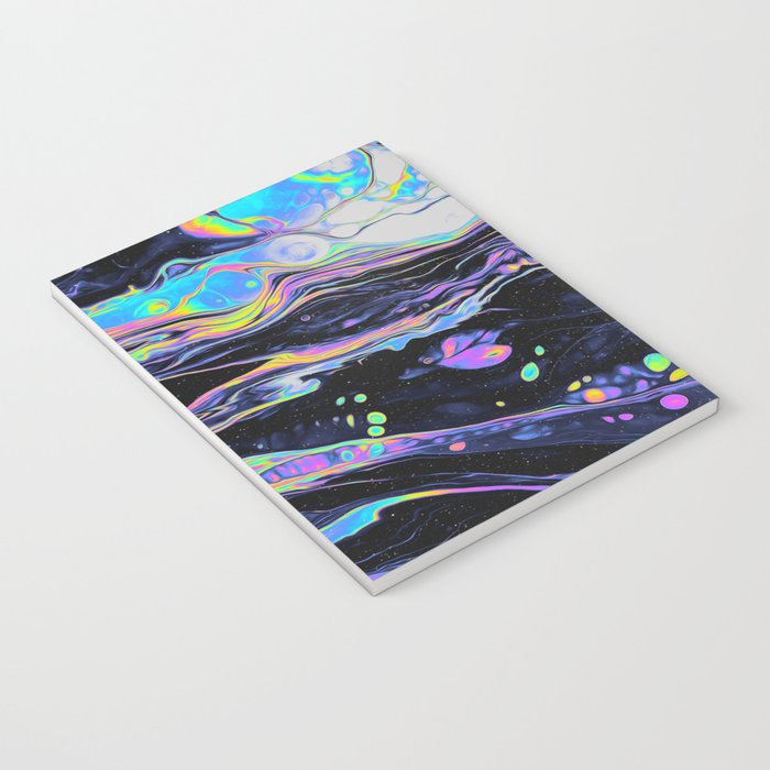 GLASS IN THE PARK Notebook