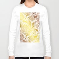 fancy Long Sleeve T-shirts featuring Fancy by Ale Ibanez