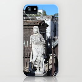Let Me Be Your Guide iPhone Case