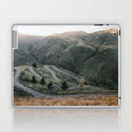 Lookout Mountain Road - Golden, Colorado Laptop & iPad Skin