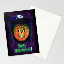 Hatty Halloween! Stationery Cards