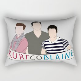 KurtCoBlaine Rectangular Pillow