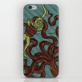Dead in Sins iPhone Skin