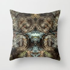 Cazador / Hunter Throw Pillow