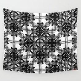 Diamond Shotgun Wall Tapestry