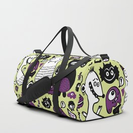 Moooooooonsters Duffle Bag