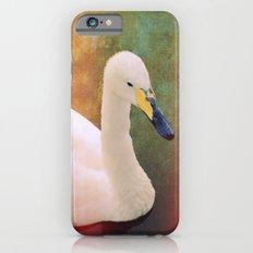 It looks like a swan! Slim Case iPhone 6s