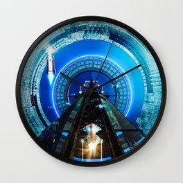Trinity Towers Wall Clock