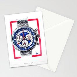 Bulova 'Stars and Stripes' Chronograph C Stationery Cards