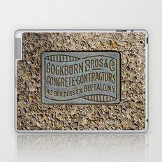 Cockburn Brothers Laptop & iPad Skin