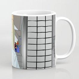 Kitten Monk Coffee Mug