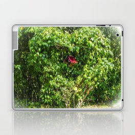 Heart Bush Laptop & iPad Skin