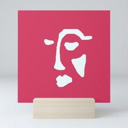 Pink Skin Mini Art Print