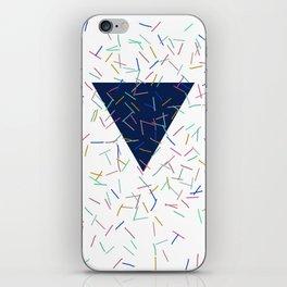 ∆ VI iPhone Skin