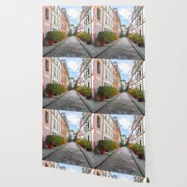 Rue Cremieux in Paris Wallpaper