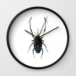 beetles_dream_01 Wall Clock