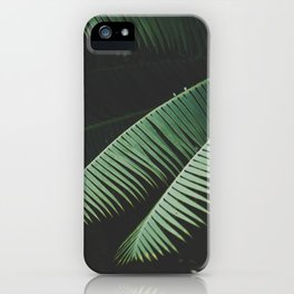 Night in the Tropics iPhone Case