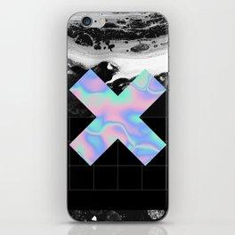 HALF BELIEVING iPhone Skin