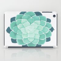 succulent iPad Cases featuring Succulent by Isotta Pavarin