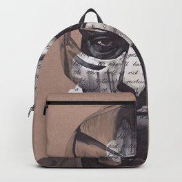 MF DOOM Portrait Backpack