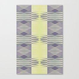 Nordic Pattern IX Canvas Print