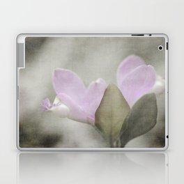 Fringed Polygala Laptop & iPad Skin