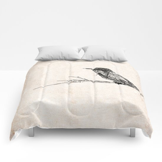 Let it bird Comforters