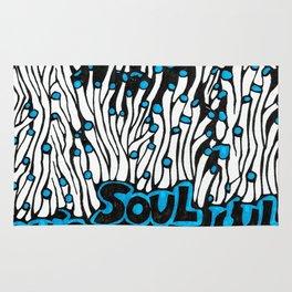 Blue Soul Rug