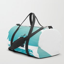 The King of Pirates Duffle Bag
