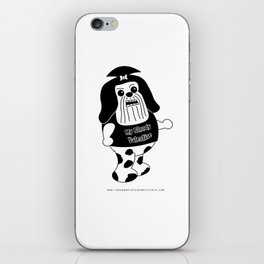 The Unemployed - Daffy iPhone Skin