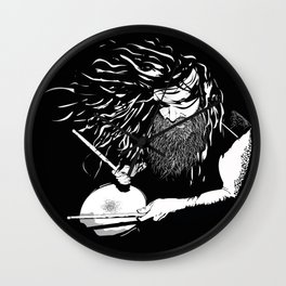 ·Mr. pace Wall Clock