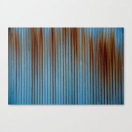 Rusted Steel Canvas Print