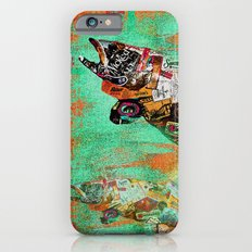 FISH AND BOURBON iPhone 6s Slim Case
