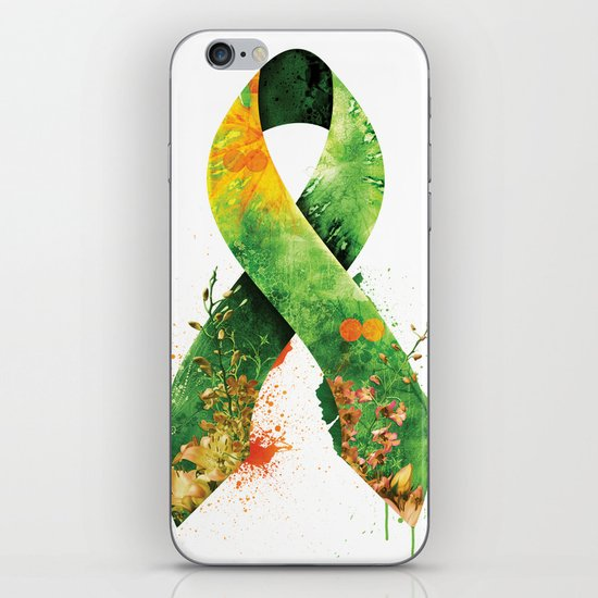 Nature Ribbon iPhone Skin