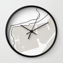Circuit de Monaco, Monte Carlo Wall Clock