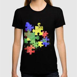 Autism Pieces T-shirt