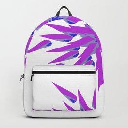 Vector Flower 116 Graphic Art Print Backpack