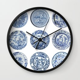 Vintage China Wall Clock