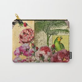 Beija Rosas Carry-All Pouch